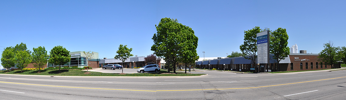 Picture of Weber-Northfield Complex buildings